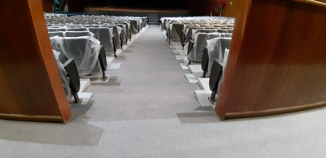 Cambio de alfombra